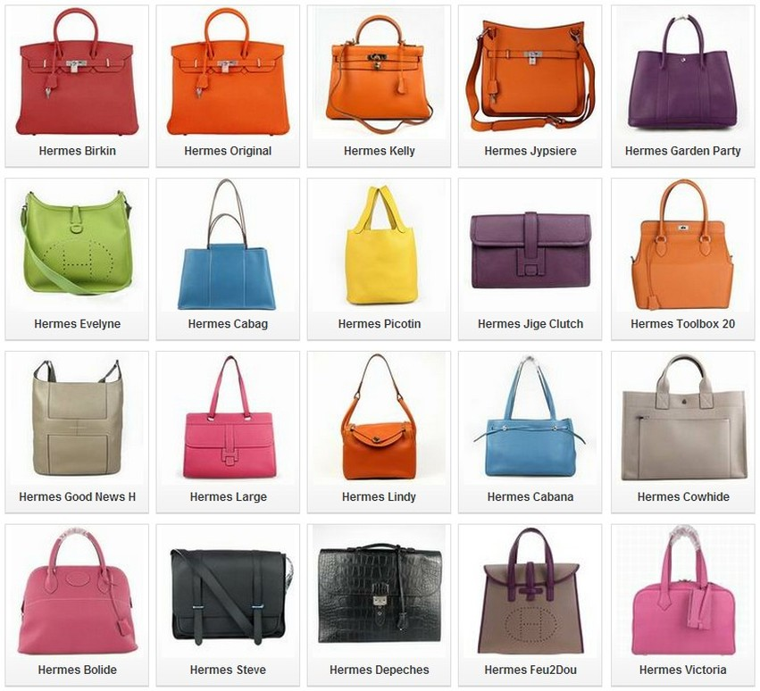 hermes handbags price